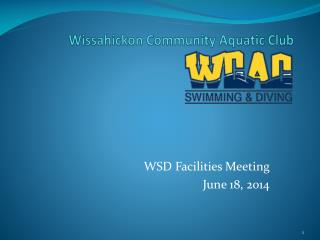 Wissahickon Community Aquatic Club
