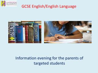 GCSE English/English Language