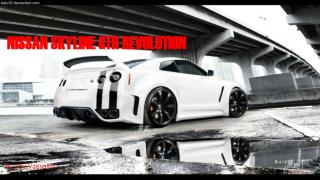 Nissan Skyline  GTR revolution