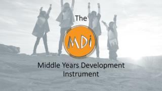 Middle Years Development Instrument