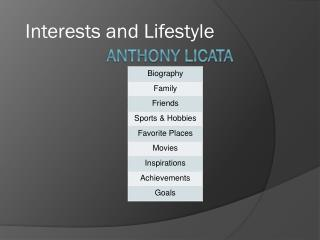 Anthony Licata