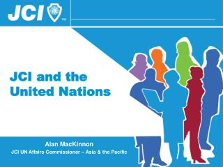 JCI  and  the United Nations