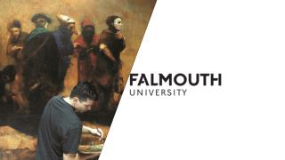 WHO ARE FALMOUTH ? ART, MEDIA, DESIGN &  PERFORMANCE SPECIALIST RAPID GROWTH OVER LAST 10 YEARS
