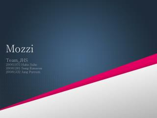 Mozzi