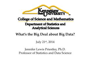Big Data � What�s the definition?