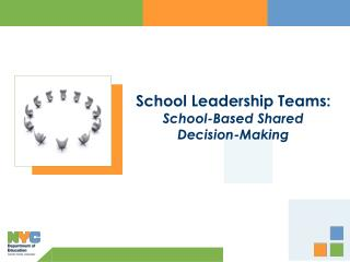 School Leadership Teams: School-Based Shared Decision-Making