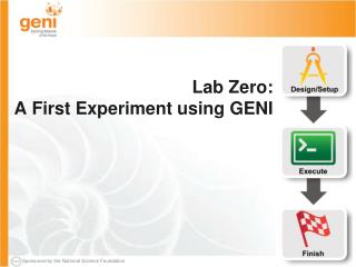 Lab Zero: A First Experiment using GENI