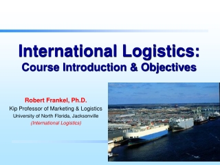 Global Logistics and International Business