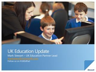 UK Education Update