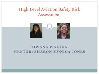 High Level Aviation Safety Risk Assessment