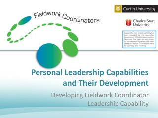 Personal Leadership Capabilities and Their Development