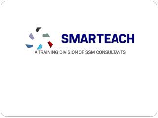 A TRAINING DIVISION OF SSM CONSULTANTS