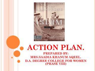 ACTION PLAN.
