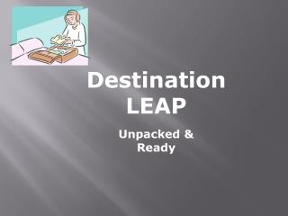 Destination LEAP