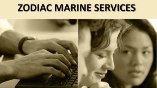 ZODIAC MARINE SERVICES