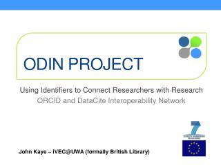 ODIN Project