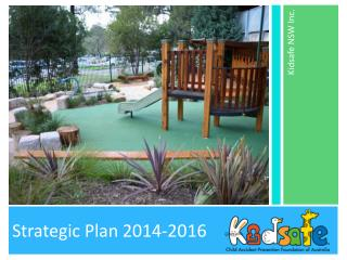 Strategic Plan  2014-2016