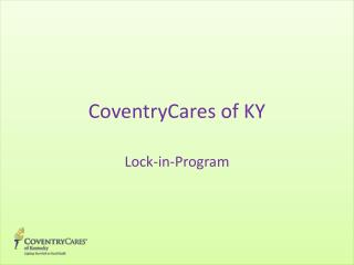 CoventryCares of KY