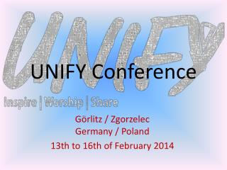 UNIFY Conference