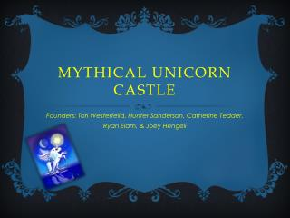 Mythical Unicorn Castle