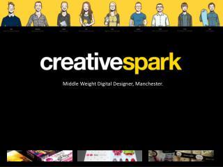 Middle Weight Digital Designer, Manchester.
