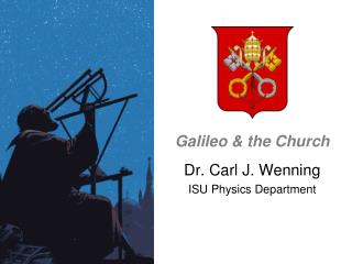 Galileo & the Church