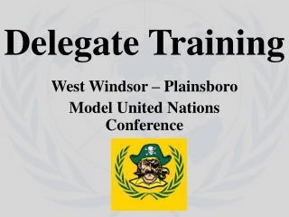 Delegate Training