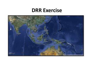 DRR Exercise