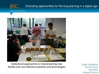 Extending opportunities for life-long learning in a digital  age