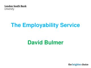 The  Employability Service