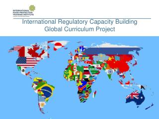 International Regulatory Capacity Building Global Curriculum Project