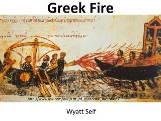 Greek Fire