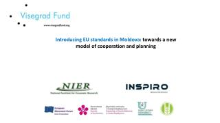 Introducing EU standards in Moldova:  towards a new model of cooperation and planning