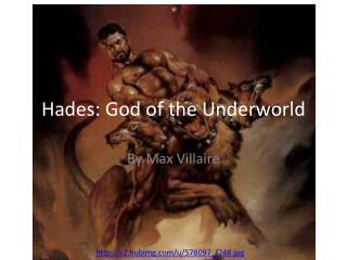 Hades: God of the Underworld