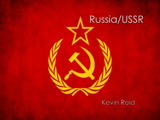 Russia/USSR