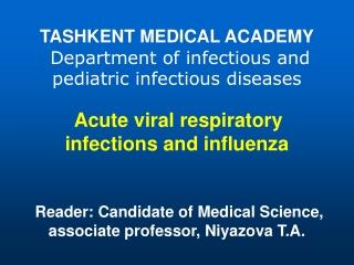 Grippe et vaccination