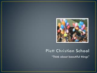 Plett Christian School