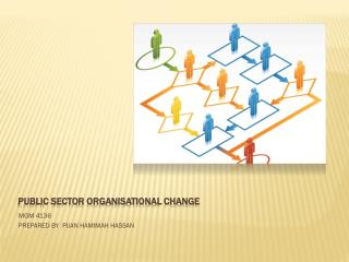 PUBLIC SECTOR ORGANISATIONAL CHANGE