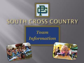 SOUTH CROSS COUNTRY