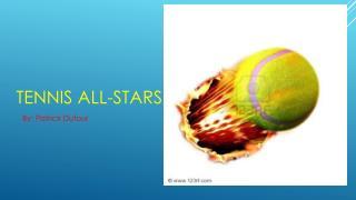Tennis all-stars