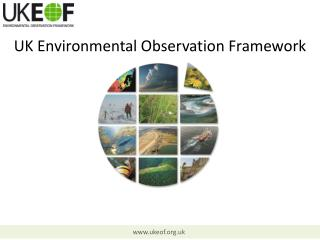 UK Environmental Observation Framework