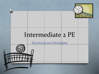 Intermediate 2 PE