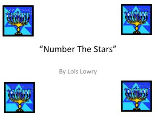 """Number The Stars"""