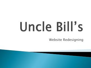 Uncle Bill's