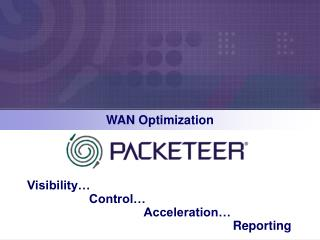 WAN Optimization
