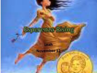 Leah  November 12