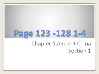 Page 123 -128 1-4