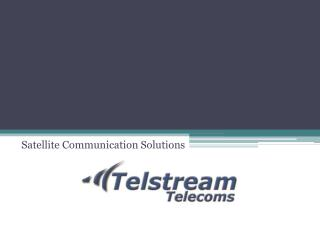 Satellite Communication Solutions