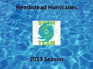 Hembstead  Hurricanes 2013 Season