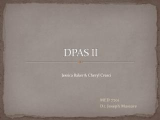 DPAS II